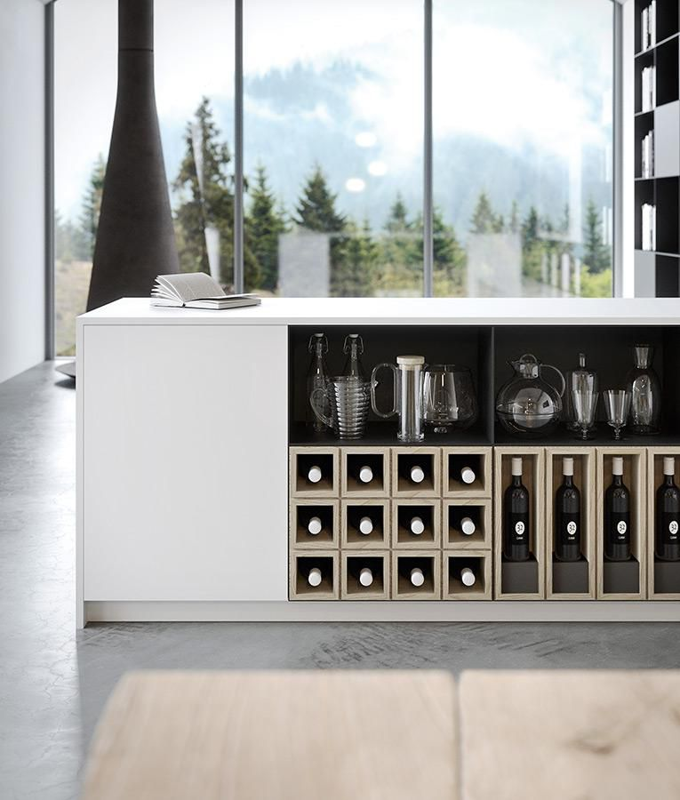 RM Living Cincinnati Contemporary Kitchen Design By The Cut