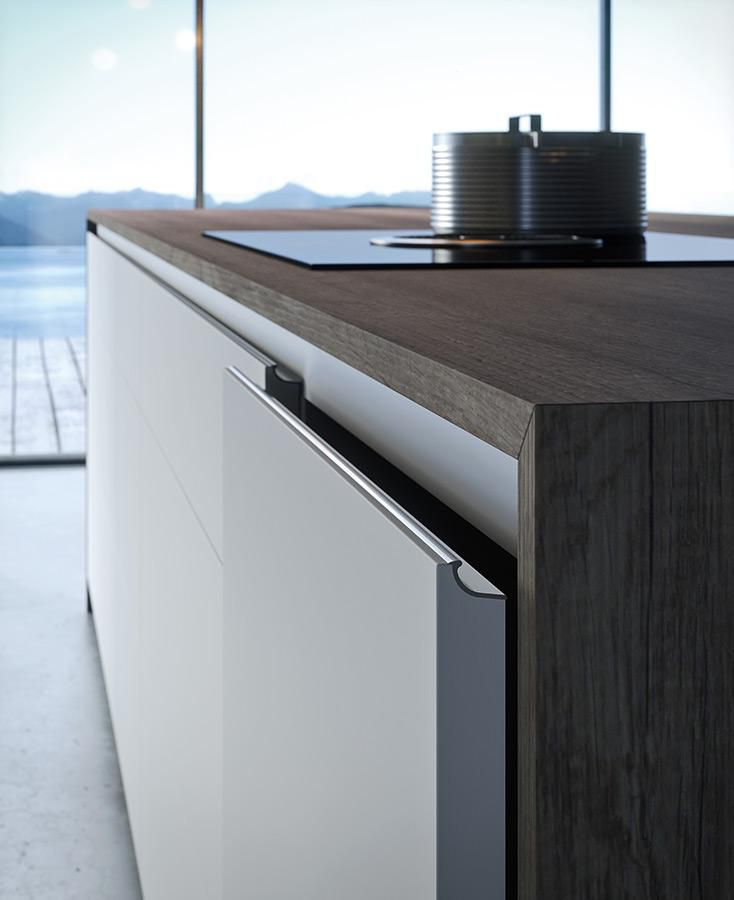 RM Living Cincinnati Modern Kitchen Design By The Cut