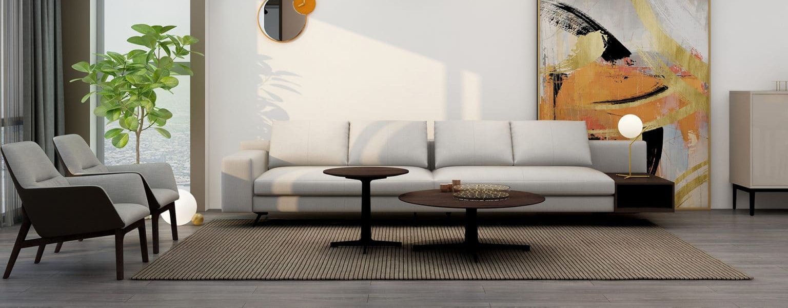 RM Living Cincinnati Contemporary Interior Design Custom Furniture By Camerich