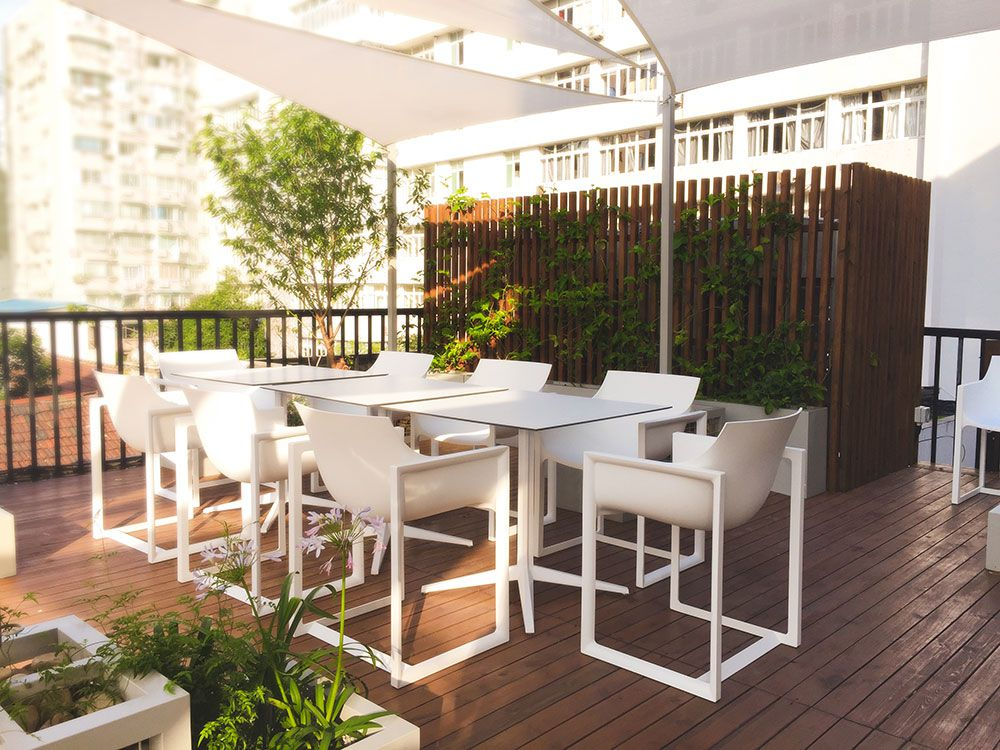 RM Living Cincinnati Custom Outdoor Furniture By Vondom