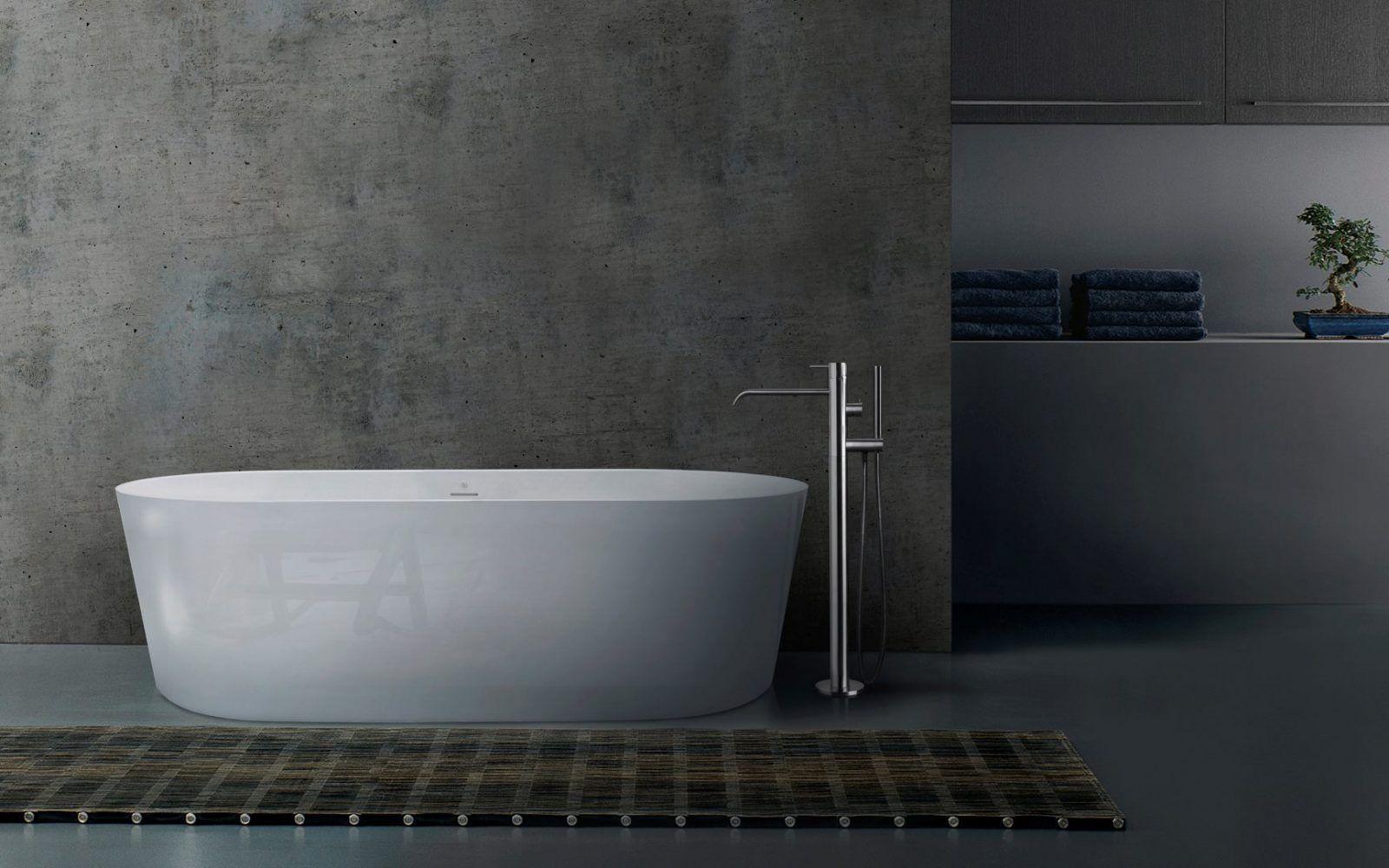 RM Living Cincinnati Modern Bathroom Design By Blu Bathworks Blu5