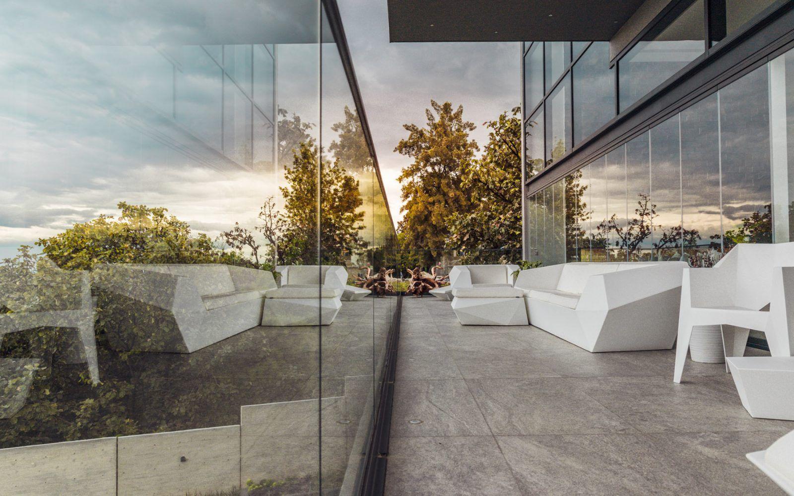 RM Living Cincinnati Modern Furniture By Vondom