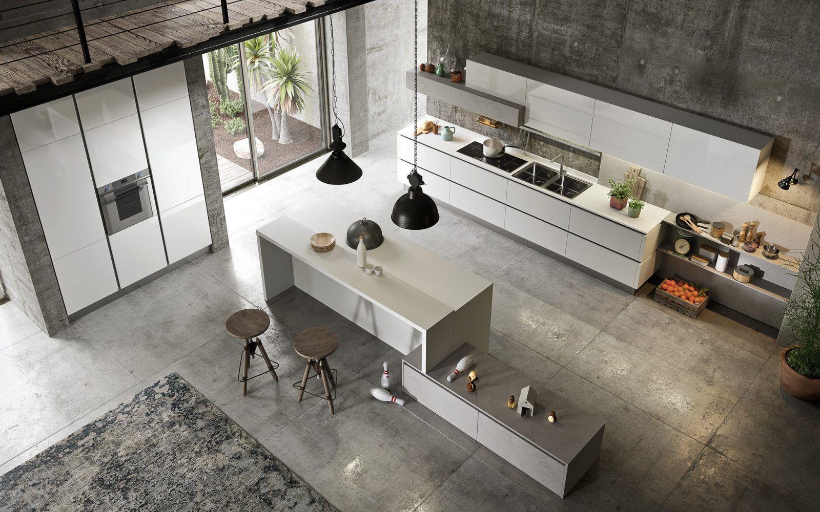 RM Living Cincinnati Modern Contemporary Interior Design Custom Kitchen By Record