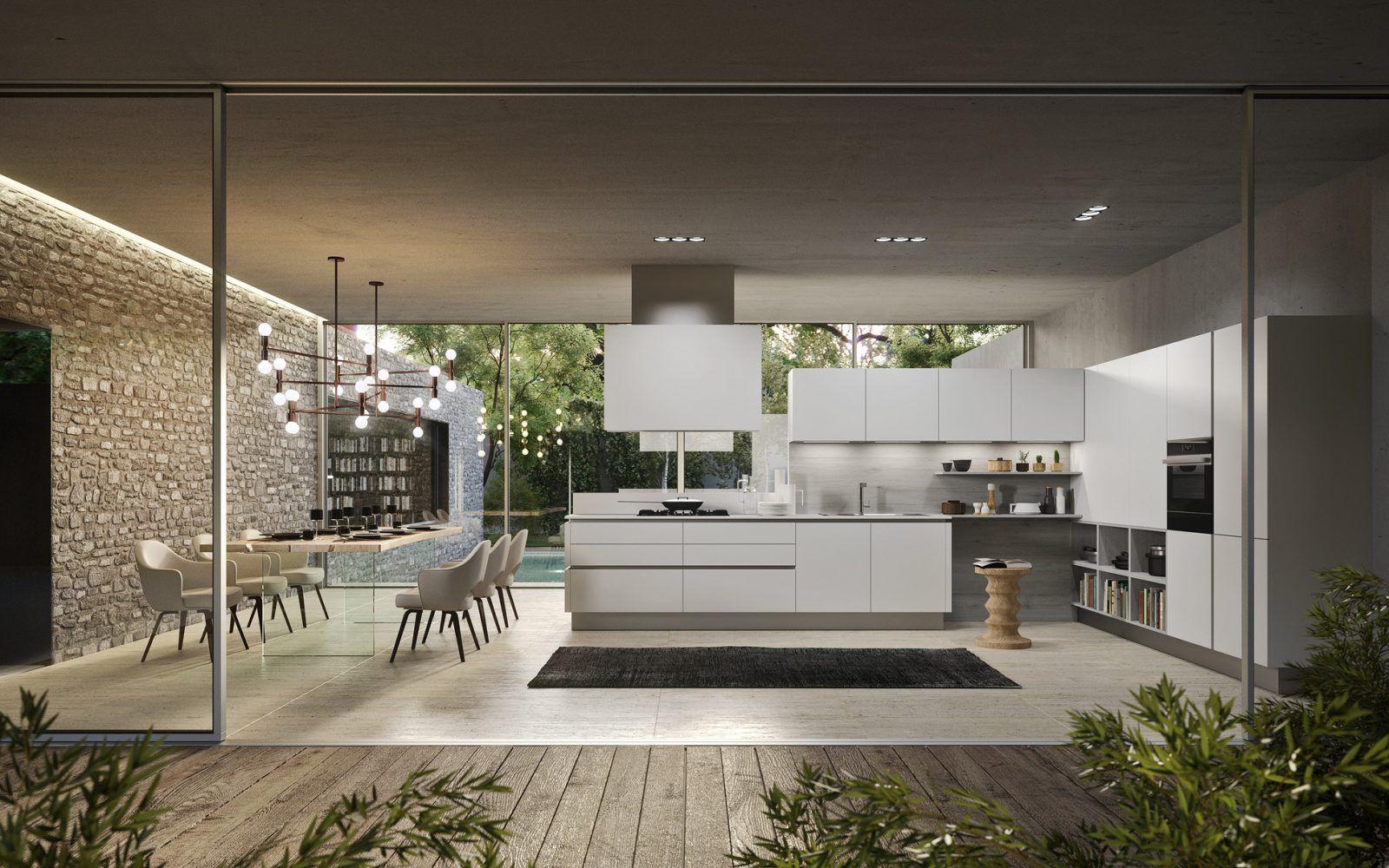 RM Living Cincinnati Custom Kitchen Contemporary Interior Design By Record