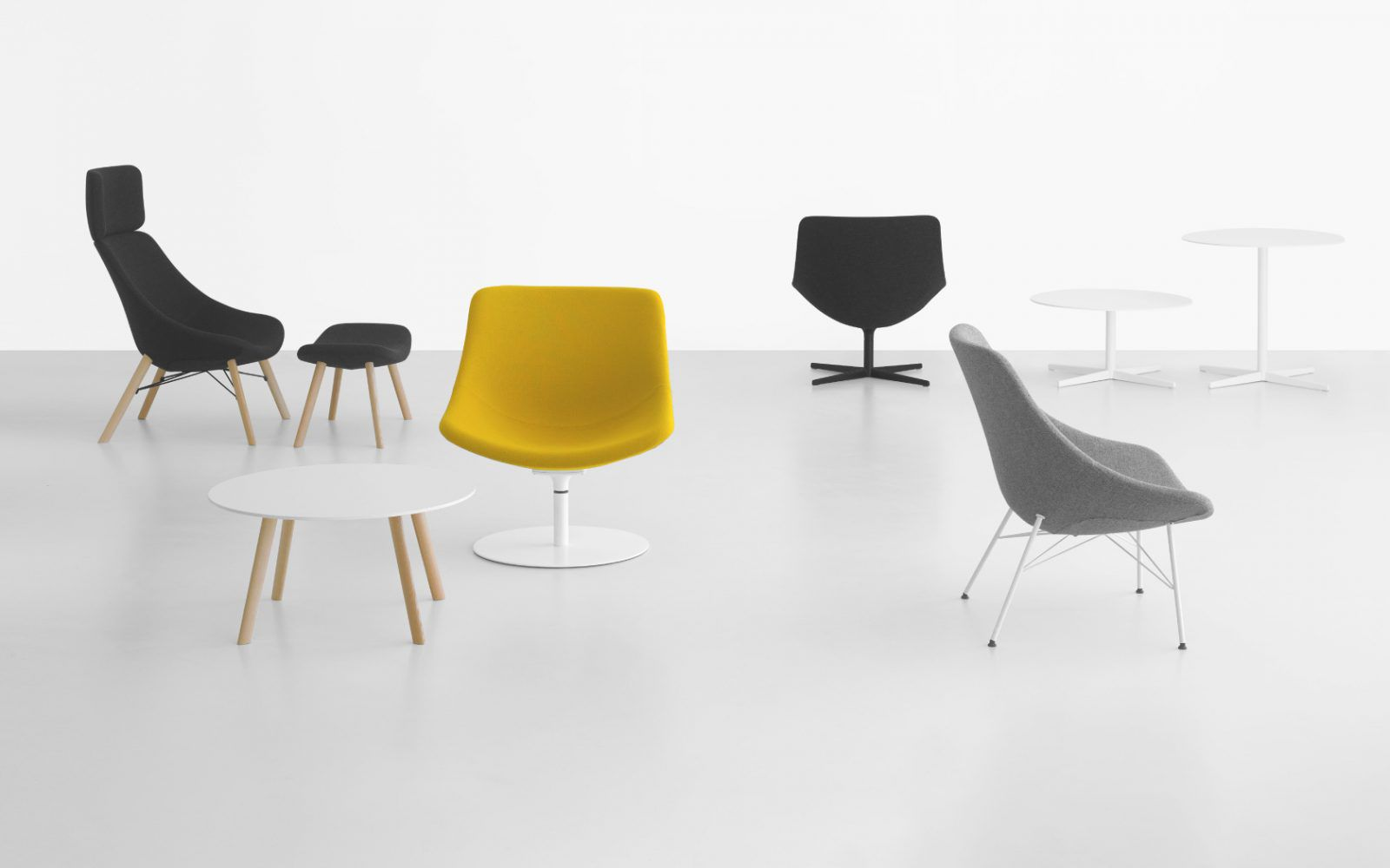 RM Living Cincinnati Custom Contemporary Interior Design Furniture By Lapalma