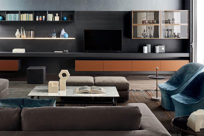 RM Living Interior Design Cincinnati Custom Contemporary Furniture By Pianca