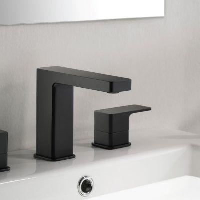 RM Living Cincinnati Contemporary Bathroom Interior Design By Isenberg