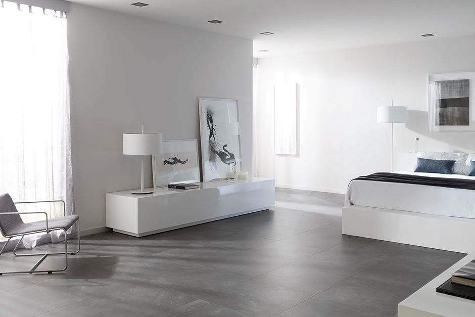 RM Living Cincinnati Interior Design Custom Furniture by Porcelanosa