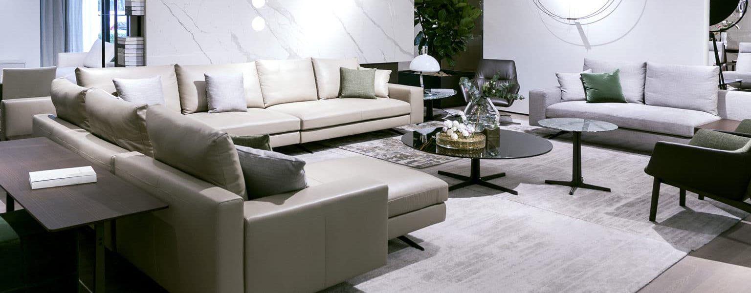 RM Living Cincinnati Interior Design Custom Contemporary Furniture By Camerich