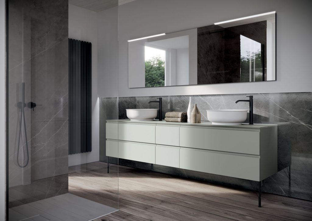 RM Living Cincinnati Interior Design Modern Bathroom By Idea Group