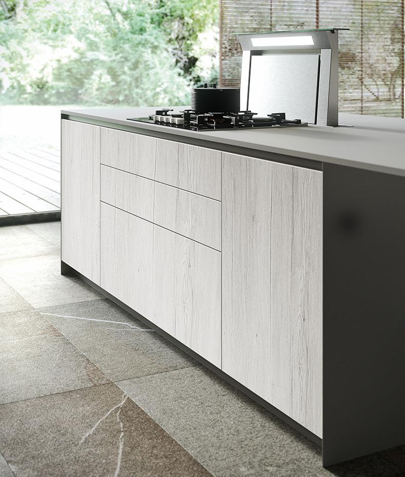 RM Living Cincinnati Custom Interior Design Kitchen By The Cut