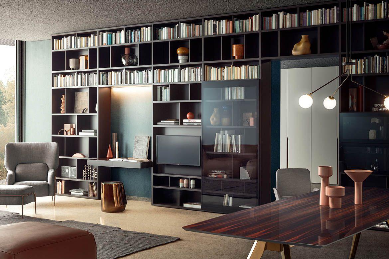 RM Living Cincinnati Interior Design Contemporary Custom Furniture By Pianca
