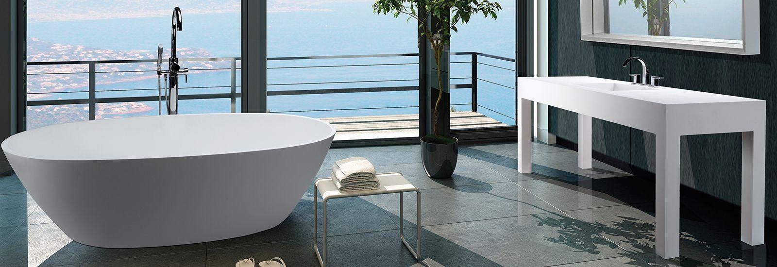 RM Living Cincinnati Modern Interior Design Bathrooms By MTI MTI2
