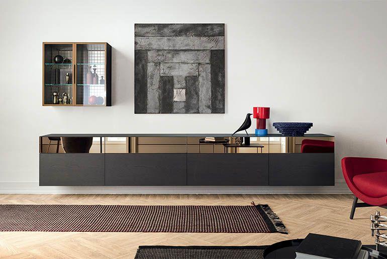 RM Living Cincinnati Contemporary Interior Furniture By Pianca