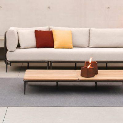 RM Living Cincinnati Contemporary Design Modern Outdoor Furniture By Royal Botania