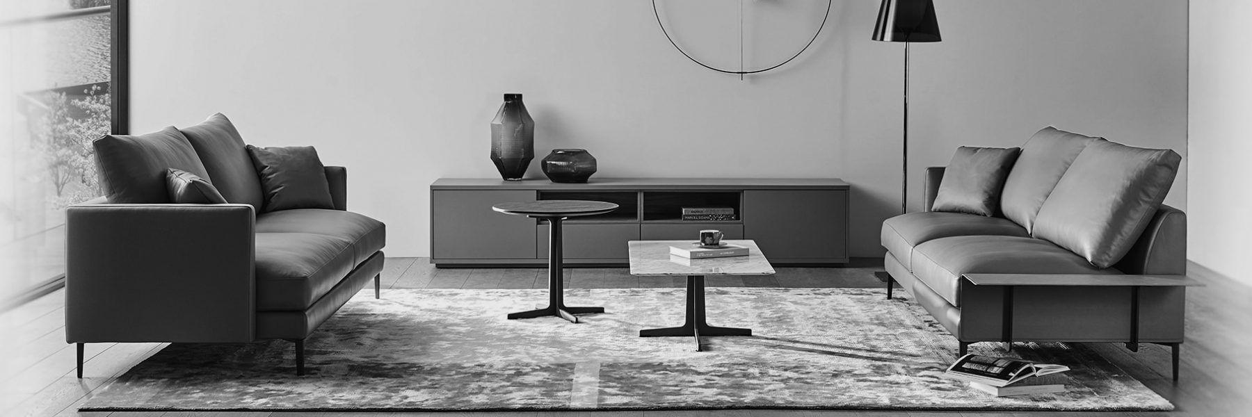RM Living Cincinnati Contemporary Interior Design Custom Modern Furniture By Camerich