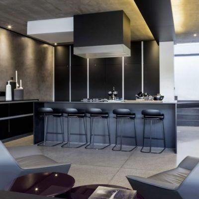 RM Living Cincinnati Modern Interior Design Custom Furniture By Kristalia