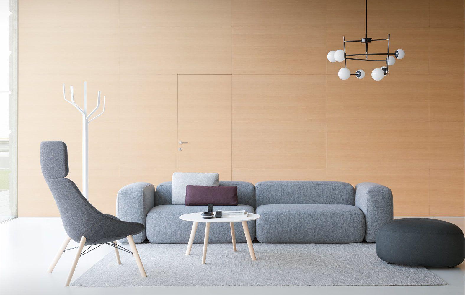 RM Living Cincinnati Modern Interior Design Custom Furniture By Lapalma