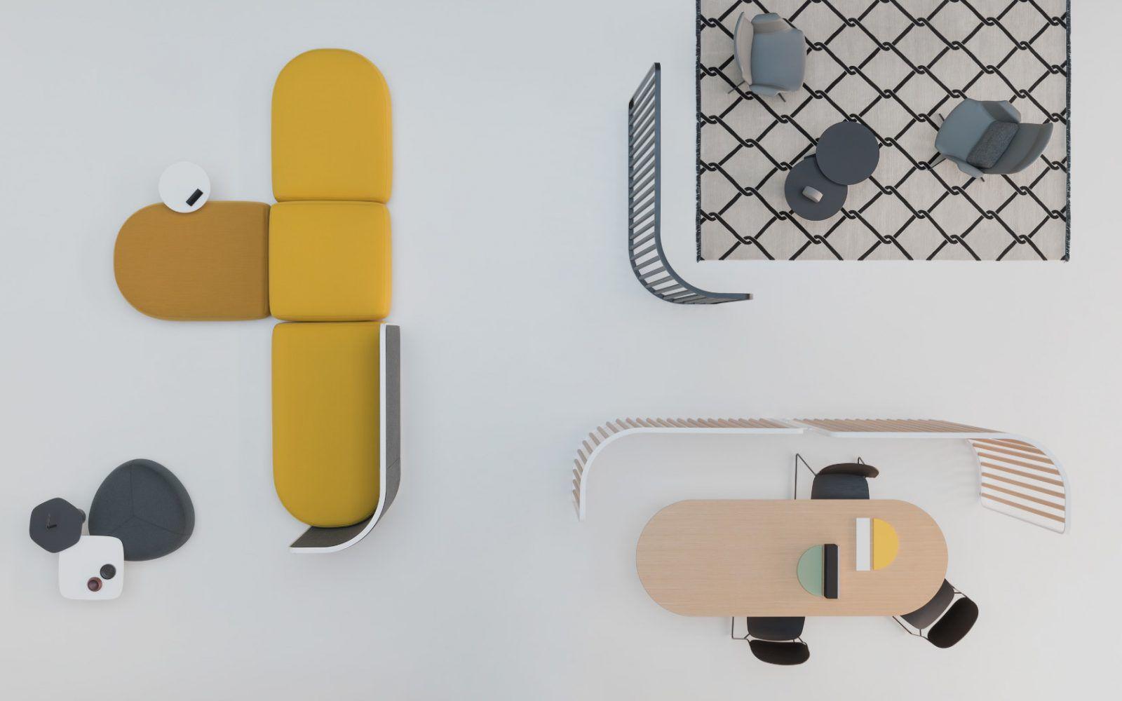 RM Living Cincinnati Interior Design Furniture By Lapalma