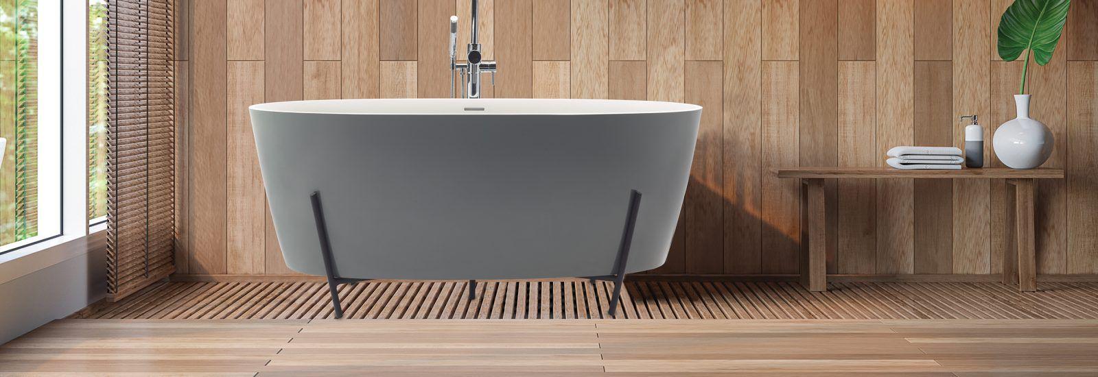 RM Living Contemporary Interior Design Cincinnati Modern Bathroom By MTI MTI7