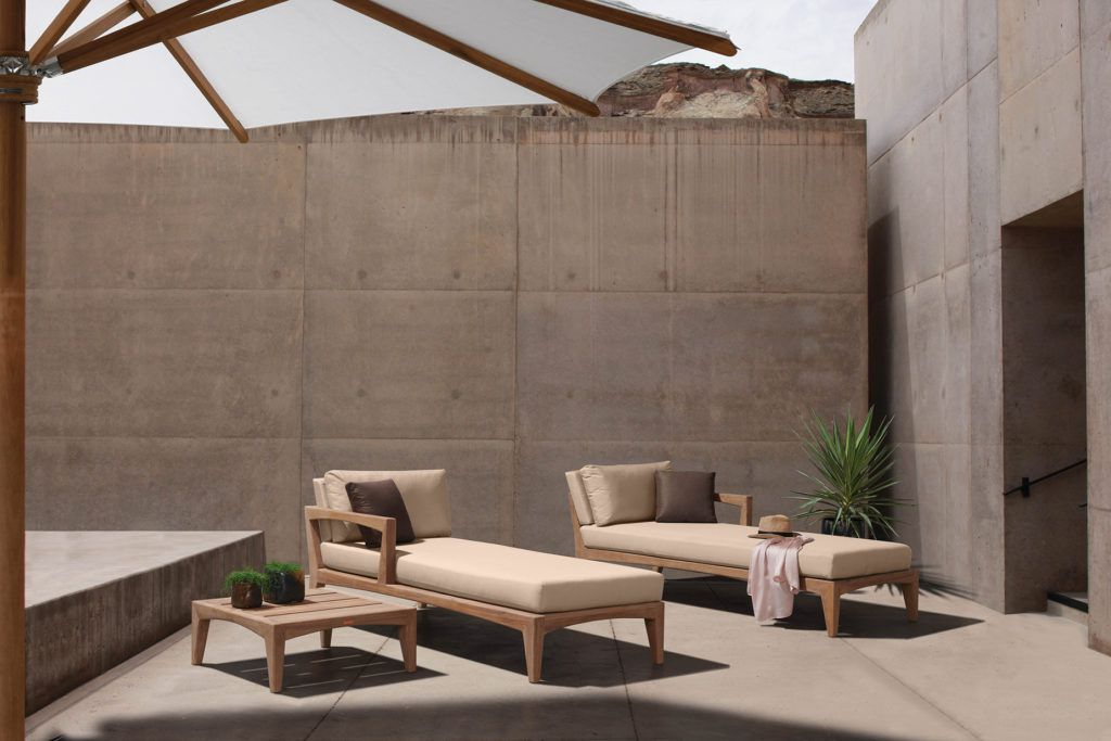 RM Living Contemporary Outdoor Furniture By Royal Botania