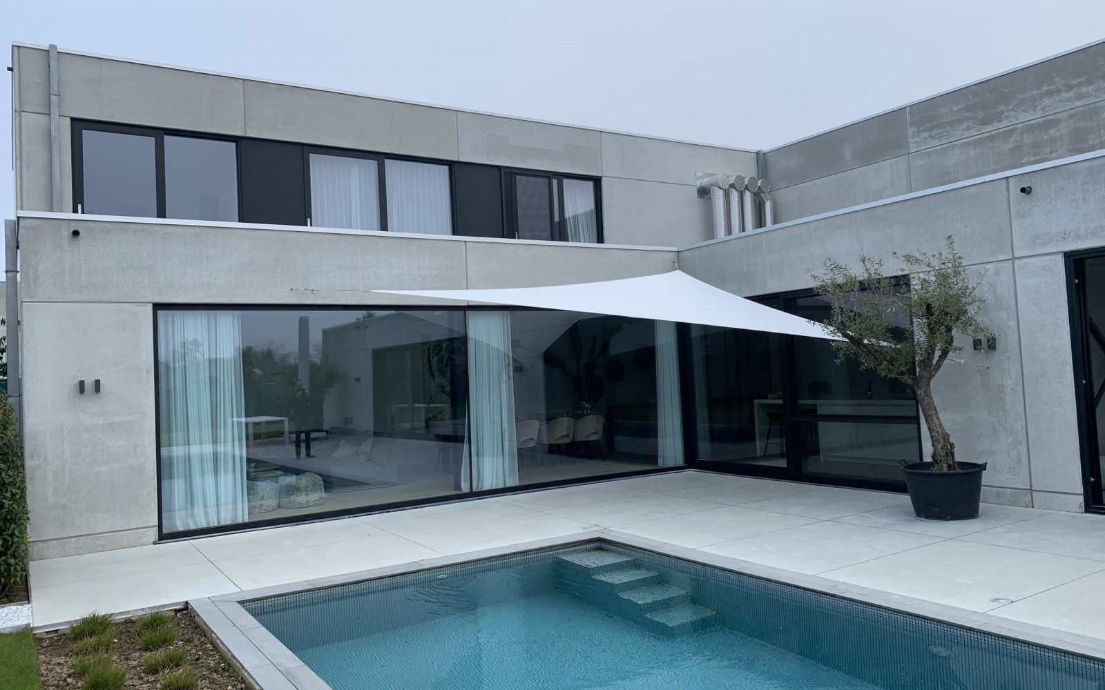 RM Living Cincinnati Custom Modern Outdoor Design By Umbrosa Umbrosa4